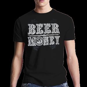 Event Shop::::Beer Money - Live Event T-Shirt